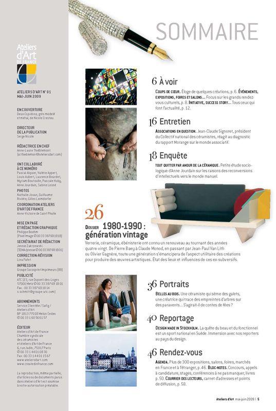 N° 81 mai- juin 2009