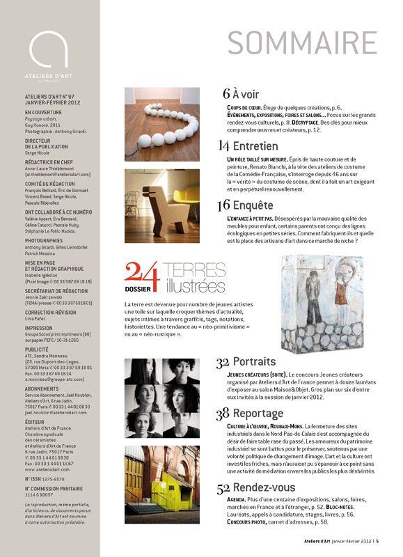 N° 97 janvier -février 2012