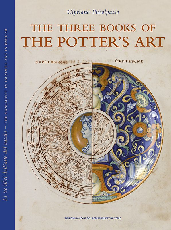 The Three Books of the Potters' Art