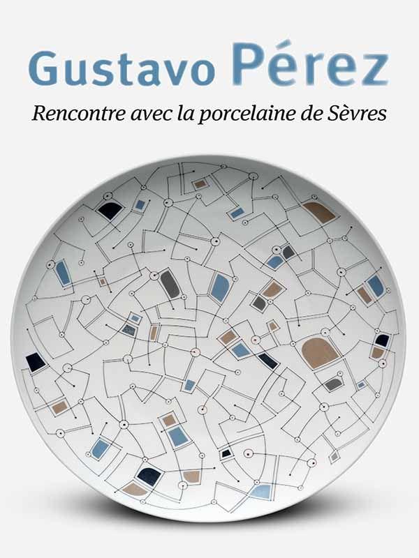 Gustavo Pérez, Rencontre avec la porcelaine de Sévres
