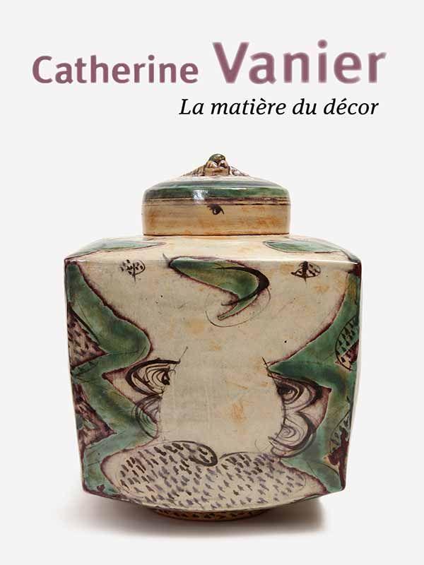 Catherine Vanier, La matière du décor