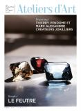 Ateliers d'Art de France - Magazine 138 - Editions Ateliers d'Art de France - Métiers d'Art