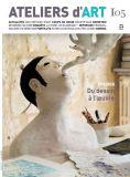 Magazine Ateliers d'Art N° 105 - Editions Ateliers d'Art de France