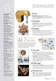 Magazine Ateliers d'Art N° 105 - Sommaire - Editions Ateliers d'Art de France