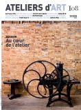 Magazine Ateliers d'Art N° 108 numérique - Editions Ateliers d'Art de France