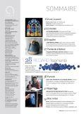 Magazine Ateliers d'Art N° 114 numérique - Sommaire - Editions Ateliers d'Art de France