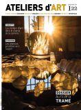 Magazine Ateliers d'Art N°122 numérique - Editions Ateliers d'Art de France