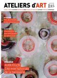 Magazine Ateliers d'Art N°125 numérique - Editions Ateliers d'Art de France