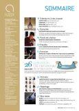 Magazine Ateliers d'Art N°125 numérique - Sommaire - Editions Ateliers d'Art de France