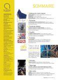 Magazine Ateliers d'Art N°127 numérique - Sommaire - Editions Ateliers d'Art de France