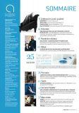 Magazine Ateliers d'Art N°128 numérique - Sommaire - Editions Ateliers d'Art de France