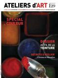 Magazine Ateliers d'Art N°129 numérique - Editions Ateliers d'Art de France