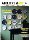 Magazine Ateliers d'Art N°131 numérique - Editions Ateliers d'Art de France