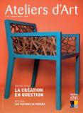 Magazine Ateliers d'Art N°61 - Editions Ateliers d'Art de France
