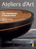 Magazine Ateliers d'Art N°63 - Editions Ateliers d'Art de France