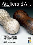 Magazine Ateliers d'Art N°64 - Editions Ateliers d'Art de France