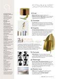 Magazine Ateliers d'Art N°101 - Sommaire - Editions Ateliers d'Art de France