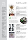 Magazine Ateliers d'Art N°103 - Sommaire - Editions Ateliers d'Art de France