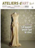 Magazine Ateliers d'Art N° 104 - Editions Ateliers d'Art de France