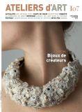 Magazine Ateliers d'Art N°107 - Editions Ateliers d'Art de France