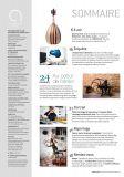 Magazine Ateliers d'Art N°108 - Sommaire - Editions Ateliers d'Art de France