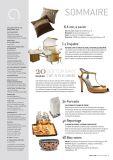Magazine Ateliers d'Art N°110 - Sommaire - Editions Ateliers d'Art de France