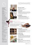 Magazine Ateliers d'Art N°111- Sommaire - Editions Ateliers d'Art de France