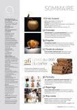 Magazine Ateliers d'Art N°113 - Sommaire - Editions Ateliers d'Art de France