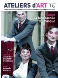 Magazine Ateliers d'Art N°115 - Editions Ateliers d'Art de France