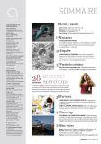 Magazine Ateliers d'Art N°116 - Sommaire - Editions Ateliers d'Art de France