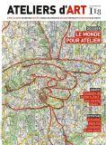 Magazine Ateliers d'Art N°118 - Editions Ateliers d'Art de France