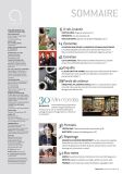 Magazine Ateliers d'Art N°121 - Sommaire - Editions Ateliers d'Art de France