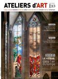Magazine Ateliers d'Art N°123 - Editions Ateliers d'Art de France