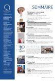 Magazine Ateliers d'Art N°131 - Sommaire - Editions Ateliers d'Art de France
