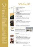 Magazine Ateliers d'Art N°132 - Sommaire - Editions Ateliers d'Art de France