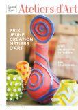 Abonnement papier Revue de la Céramique et du Verre et Magazine Ateliers d'Art - Editions Ateliers d'Art de France