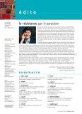 Magazine Ateliers d'Art N°76 - Sommaire - Editions Ateliers d'Art de France