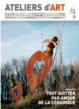 Magazine Ateliers d'Art N°81 - Editions Ateliers d'Art de France