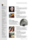 Magazine Ateliers d'Art N°84 - Sommaire - Editions Ateliers d'Art de France