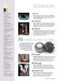 Magazine Ateliers d'Art N°92 - Sommaire - Editions Ateliers d'Art de France