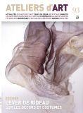 Magazine Ateliers d'Art N°93 - Editions Ateliers d'Art de France