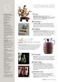 Magazine Ateliers d'Art N°96 - Sommaire - Editions Ateliers d'Art de France