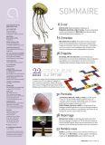 Magazine Ateliers d'Art N°98 - Sommaire - Editions Ateliers d'Art de France