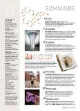 Magazine Ateliers d'Art N°99 - Sommaire - Editions Ateliers d'Art de France