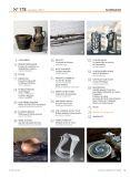 Revue de la Céramique et du Verre N°178 - Sommaire - Editions Ateliers d'Art de France