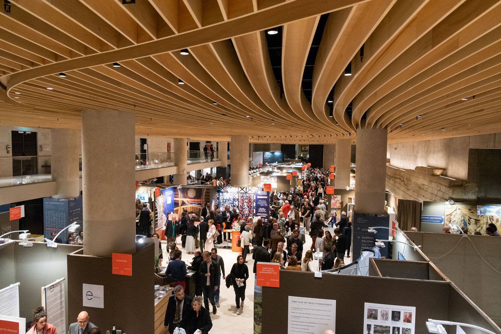 LE SALON INTERNATIONAL DU PATRIMOINE CULTUREL - DU 28 AU 31 OCTOBRE 2020