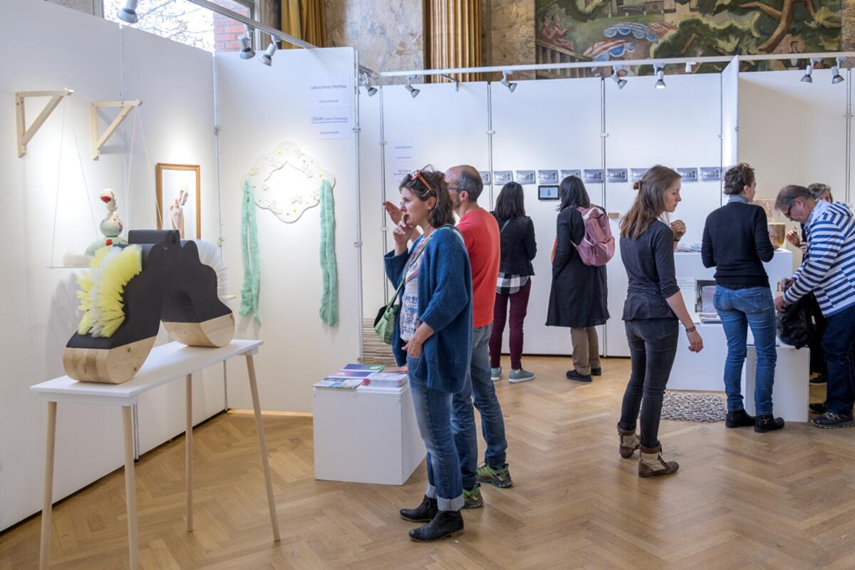 Ceramique 14 Paris – 15ème édition du 3 au 7 octobre 2018