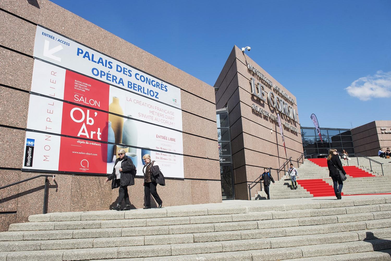 Ob'Art Montpellier - du 12 au 14 avril 2019