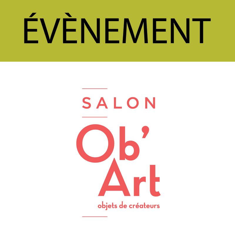 Ob'Art Paris   -    du 23 au 25 novembre 2018