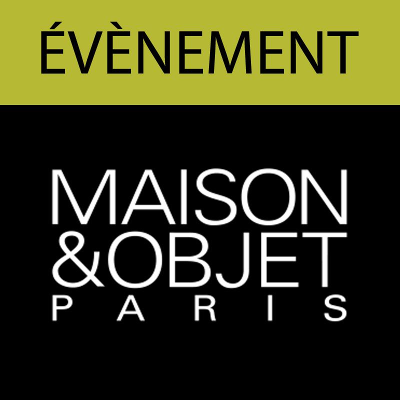 MAISON & OBJET - Espace CRAFT - Du 7 au 11 septembre 2018